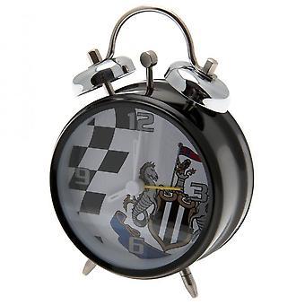 Newcastle United FC Bell Analogue Alarm Clock