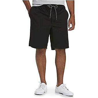 Essentials Mænds Big &Tall Snor Walking Shorts passer af DXL
