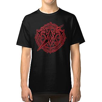 Saber servant summoning T shirt night fate stay fate stay night