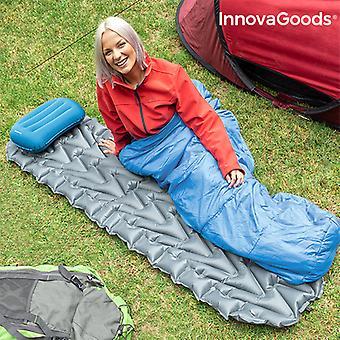 Puhallettava ilmasänky ja tyyny Ultrakevyet InnovaGoodit