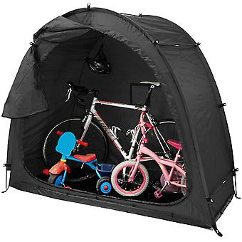 190T Bike Tent Bike Camping Tent Storage Shed Bicycle Storage Shed With Window Design