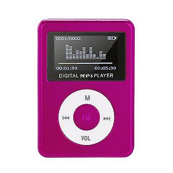 2021 Mini Lcd Screen Products Usb Mini Mp3 Player