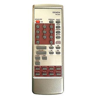 Generisk RC-253 för Denon CD-system fjärrkontroll DCD2800 1015CD DCD790