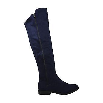 Style & Co. Womens Hadleyy Fabric Closed Toe Knee High Fashion Boots