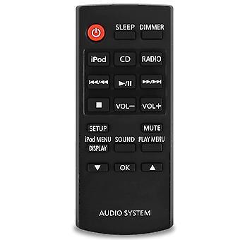 جهاز تحكم عن بعد جديد لأجهزة التحكم بنظام ستيريو الصوت من باناسونيك N2QAYC000058