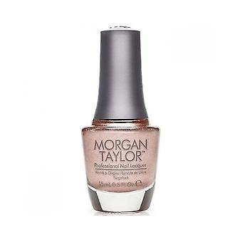 Morgan Taylor No Way Rose Luxury Smooth Långvarig nagellack lack