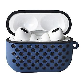 Für Apple AirPods Pro Bluetooth Kopfhörer Protect Case Double Colors Silikon Splitterfest