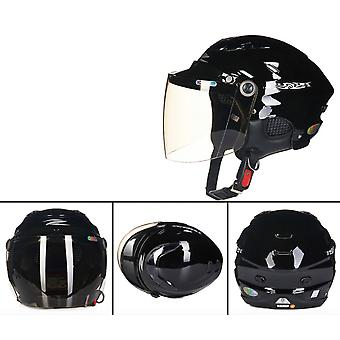 Zs Summer Helmet Motorcycle Helmet Zs-125b Super Breathable Lining Anti-uv Helmet Summer Helmet