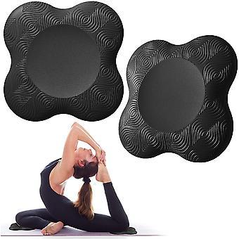 2db Jóga térdvédő jóga szőnyegek könnyű térdvédők