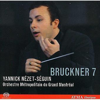 A. Bruckner - Bruckner 7 [SACD] USA import