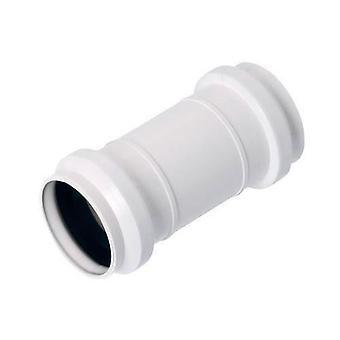 Långa raka röret ärm Muff kontakt anslutning avloppsvatten avloppssystemet
