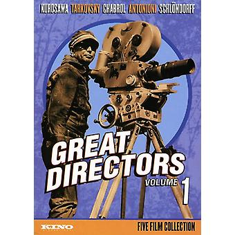 Vol. 1 [DVD] USA import