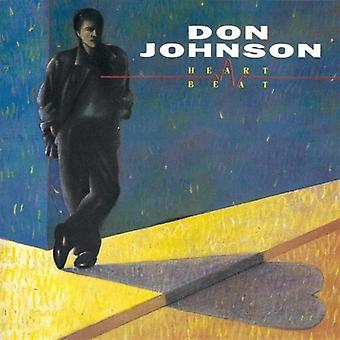 Johnson - Heartbeat [CD] USA import