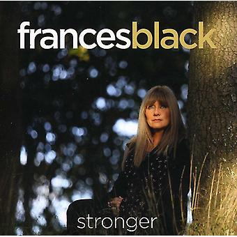 Frances Black - Stronger [CD] USA import