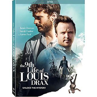 9th Life of Louis Drax [DVD] USA import