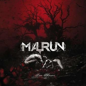 Malrun - Two Thrones [CD] USA import