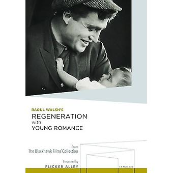 Regeneration / Young Romance [DVD] USA import