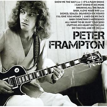 Peter Frampton - Icon [CD] USA import