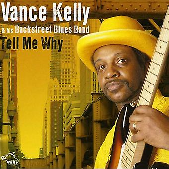 Vance Kelly - Tell Me Why: His Best 14 Songs [CD] USA import