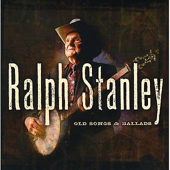 Ralph Stanley - Ralph Stanley: Vol. 1-Old Songs & Ballads [CD] USA import