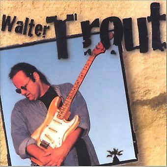 Walter Trout - Walter Trout [CD] USA import