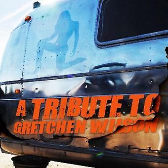 Tribute to Gretchen Wilson - Tribute to Gretchen Wilson [CD] USA import