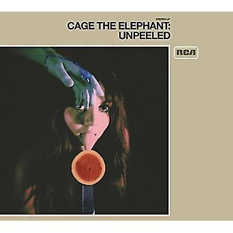 Cage l'éléphant - Live et non pelées importation USA [CD]
