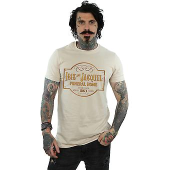 American Gods Men's Ibis And Jacquel Funeral Home T-Shirt