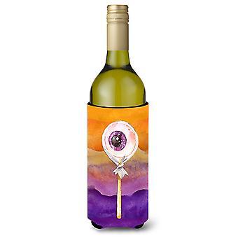 Halloween-Eye Ball Lutscher Weinflasche Beverge Isolator Hugger