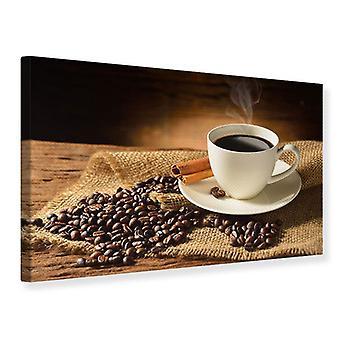Lona impresión Coffee Break