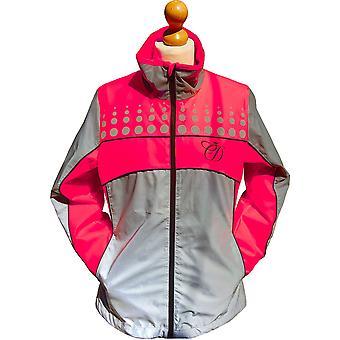 Equisafety Charlotte Dujardin kvikksølv II reflekterende jakke