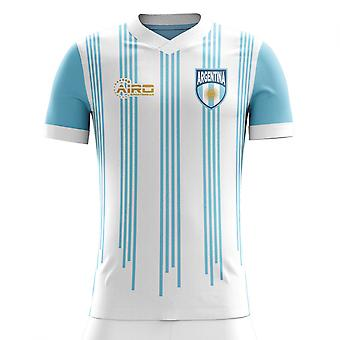Camisa argentina de futebol conceito 2020-2021 (Kids)