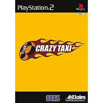 Crazy Taxi (PS2) - Nieuwe fabriek verzegeld