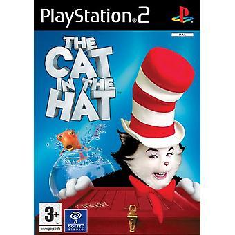 Dr. Seuss Kat i hatten (PS2) - Som ny