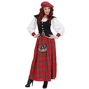 Scottish Lass tunga Fab kostym