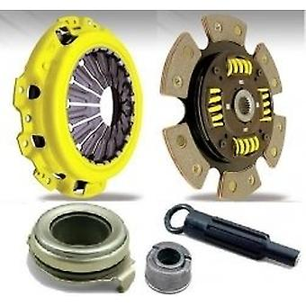 ACT DN3-HDG6 HDG6 - Heavy Duty with Sprung 6 Puck Disc Clutch Kits
