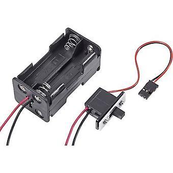 med switch Connector system: JR Modelcraft
