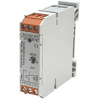 Appoldt RM-1W Industrial relay Nominal voltage: 24 V DC, 24 V AC Switching current (max.): 8 A 1 change-over 1 pc(s)