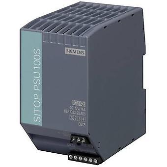 Siemens SITOP PSU100S 12 v/14 A szynowe PSU (DIN) 12 Vdc 14 A 120 W 1 x