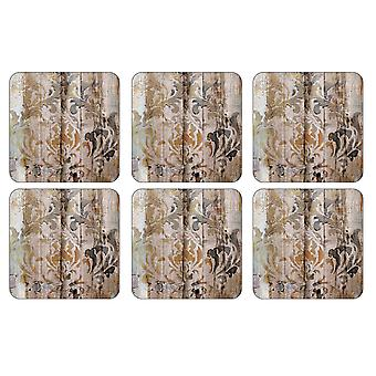 Pimpernel Frozen in Time Coasters Set of 6