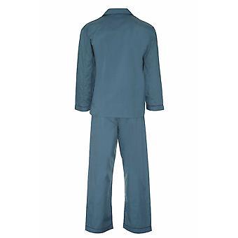 Champion Mens Cotton Blend bouton avant Pyjama Lounge Wear