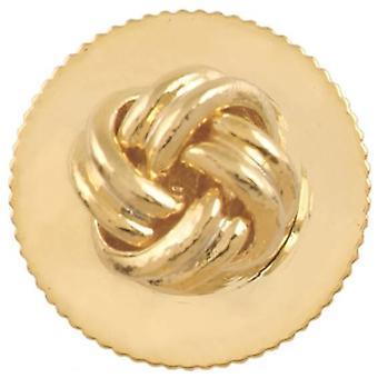 David Van Hagen Knot Kleid Ohrstecker - Gold
