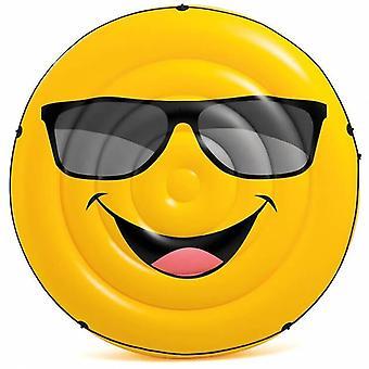 Matelas gonflable Mega Smiley