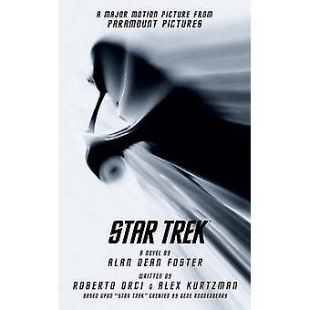 Star Trek (Film tie-in edition) by Alan Dean Foster - 9781439194874 B
