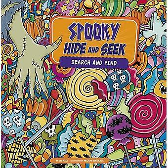 Spooky Hide and Seek by Jill Kalz - 9781782021353 Book