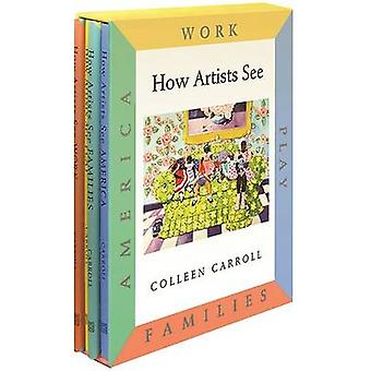 How Artists See Boxed Set - Set Ii - Work - Play - Families - America b