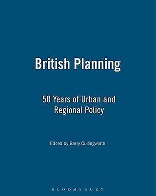 British Planning by Cullingworth & Barry
