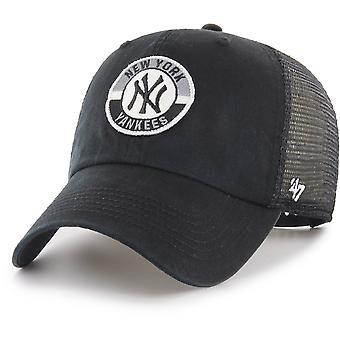 47 fire Trucker Cap - PORTER New York Yankees black