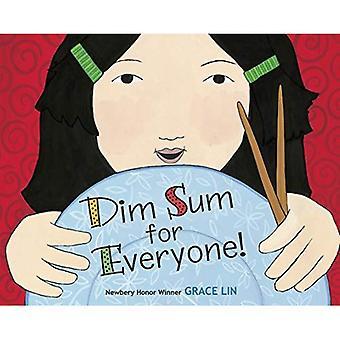 Dim Sum voor iedereen!