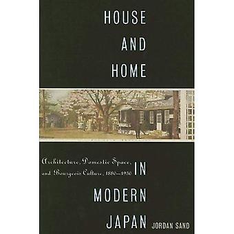 Casa e casa no Japão moderno: arquitetura, espaço doméstico e cultura burguesa, 1880-1930 (Harvard monografias do Leste Asiático)